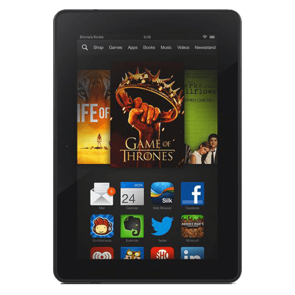 Kindle Fire HDX 7-0