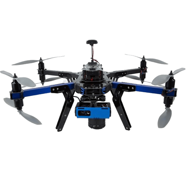 3DRobotics X8 Plus